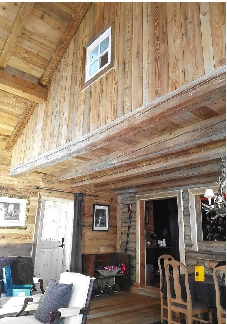 bygge hytte Hallingdal.